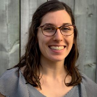 Speech-Language Pathologist Rachel Dube