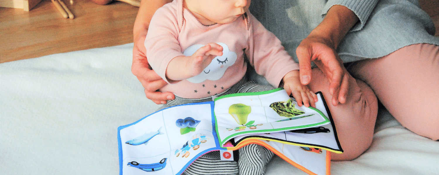 Baby Early Reading - Apheleia Online Speech Therapy for Kids