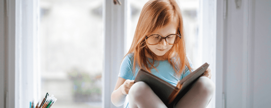 Apheleia Online Speech Therapy for Kids Child Reading and Literacy